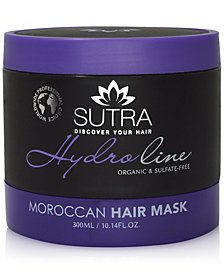 Sutra Beauty Hydroline Moroccan Hair Mask, 10.14 fl oz.