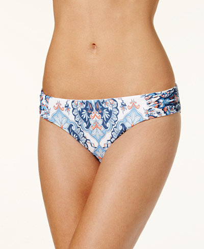 Becca Naples Reversible Hipster Bikini Bottoms