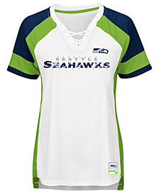 Majestic Women's Seattle Seahawks Draft Me T-Shirt