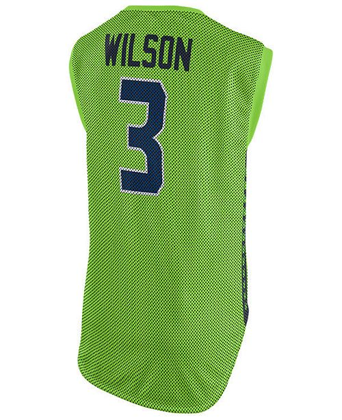 differently 31e71 81d79 Nike Women's Russell Wilson Seattle Seahawks Color Rush ...