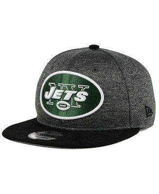 buy online df419 e5fd2 New Era New York Jets Heather Huge 9FIFTY Snapback Cap - Sports Fan Shop By  Lids - Men - Macy s