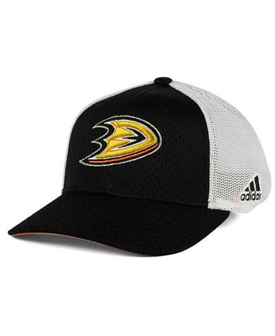 adidas Anaheim Ducks Mesh Flex Cap