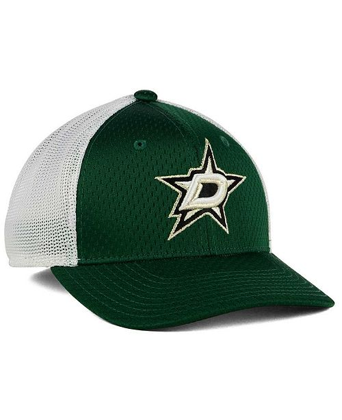 4869533c6 ... usa adidas dallas stars mesh flex cap sports fan shop by lids men a4be3  b4531