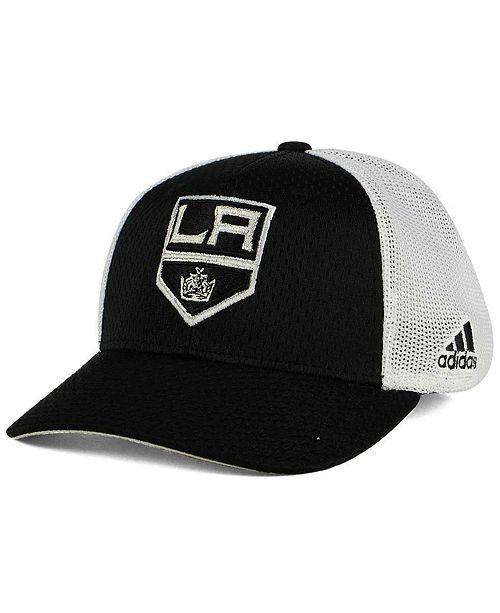 adidas Los Angeles Kings Mesh Flex Cap