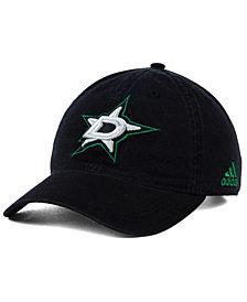 adidas Dallas Stars Core Slouch Cap
