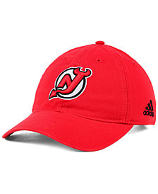 adidas New Jersey Devils Core Slouch Cap