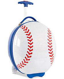 """Heys 16"""" Kids Wheeled Baseball Suitcase"""