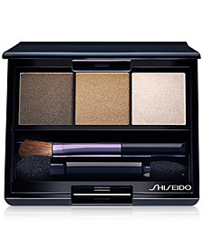 Shiseido Luminizing Satin Eye Color Trio, 0.1 oz.