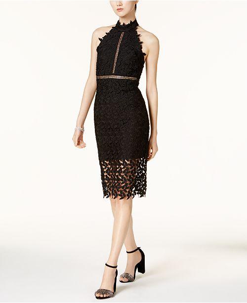 Gemma Lace Sheath Dress