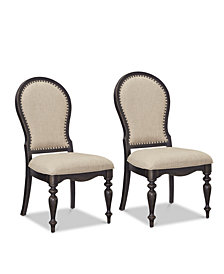 Finton Side Chair (Set Of 2), Quick Ship