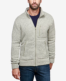 Lucky Brand Men's Polar Fleece Full-Zip Sweater