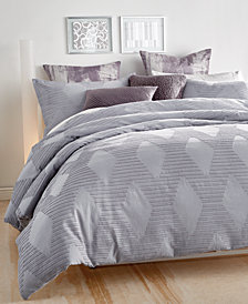 Donna Karan Home X-Factor Twin/Twin XL Duvet Cover Set