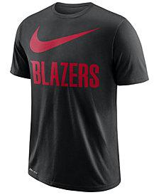 Nike Men's Portland Trail Blazers Swoosh Legend Team T-Shirt