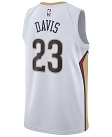 Nike Men's Anthony Davis New Orleans Pelicans Association Swingman Jersey