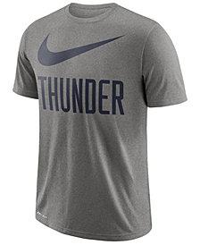 Nike Men's Oklahoma City Thunder Swoosh Legend Team T-Shirt