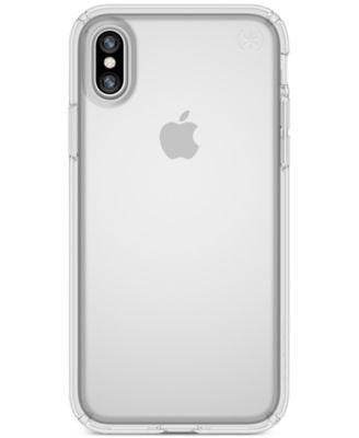 Presidio Clear iPhone X Case