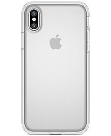 Speck Presidio Clear iPhone X Case