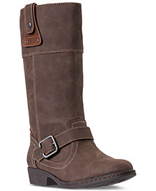 b.o.c. Big Girls' Hardin Boots from Finish Line