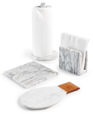 CLOSEOUT Marble Wine Coaster