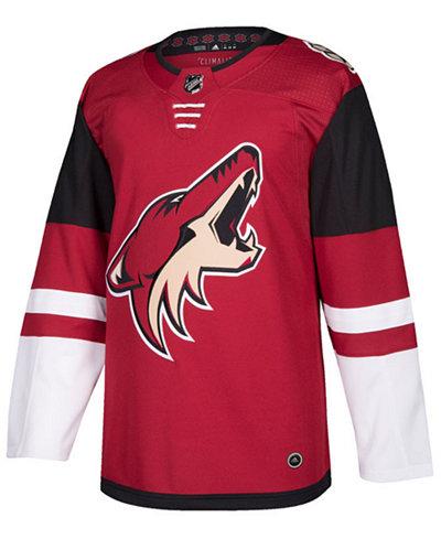 adidas Men's Arizona Coyotes Authentic Pro Jersey