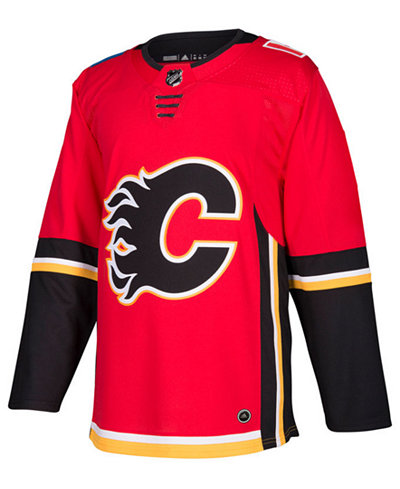 adidas Men's Calgary Flames Authentic Pro Jersey