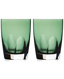 Waterford W Collection Tumbler Pair
