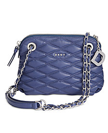 DKNY Lara Rounded Crossbody, Created for Macy's