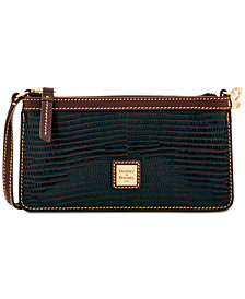 Dooney & Bourke Boxed Large Slim Wristlet, Created for Macy's