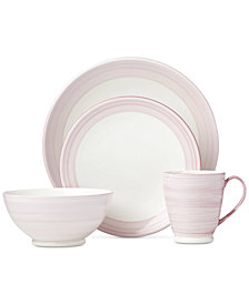 kate spade new york Charles Lane 4-Pc. Place Setting, Created for Macy's