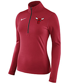 Nike Women's Chicago Bulls Element Pullover
