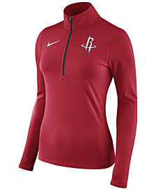 Nike Women's Houston Rockets Element Pullover