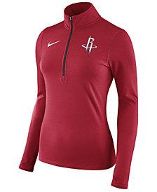 Nike Women's Houston Rockets Element Pullover