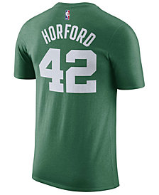 Nike Men's Al Horford Boston Celtics Name & Number Player T-Shirt