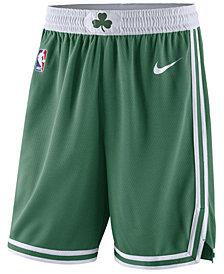Nike Men's Boston Celtics Icon Swingman Shorts