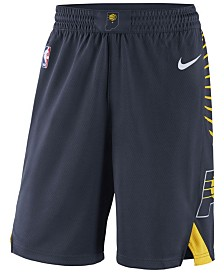 Nike Men's Indiana Pacers Icon Swingman Shorts
