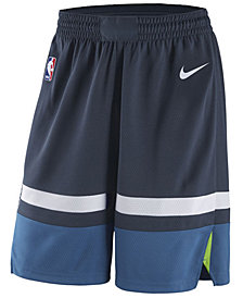 Nike Men's Minnesota Timberwolves Icon Swingman Shorts