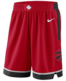 Nike Men's Toronto Raptors Icon Swingman Shorts