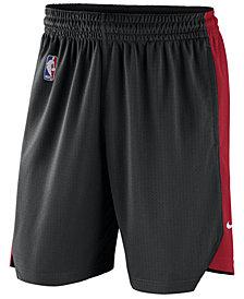 Nike Men's Houston Rockets Practice Shorts