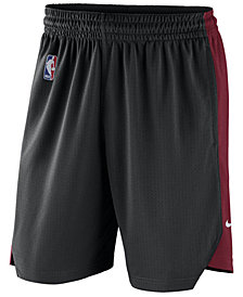 Nike Men's Miami Heat Practice Shorts