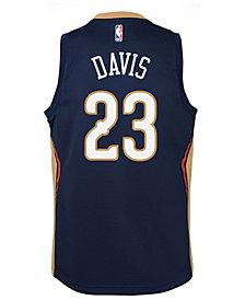 Nike Anthony Davis New Orleans Pelicans Icon Swingman Jersey, Big Boys (8-20)