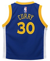 e3a87519d Nike Stephen Curry Golden State Warriors Icon Replica Jersey