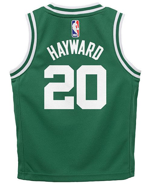... Nike Gordon Hayward Boston Celtics Icon Replica Jersey d5e8b22238b3