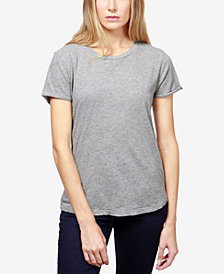 Lucky Brand Cotton Glitter T-Shirt