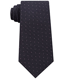 Calvin Klein Men's Dot Tie