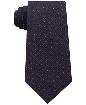 Calvin Klein Men's Dot Tie