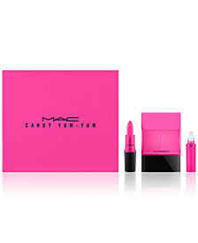 MAC 3-Pc. Shadescents Fragrance and Lipstick Set / Candy Yum-Yum