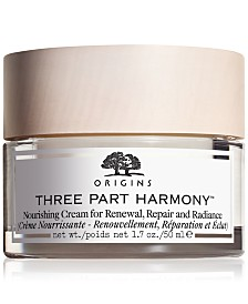Origins Three Part Harmony Nourishing Cream, 1.7 oz