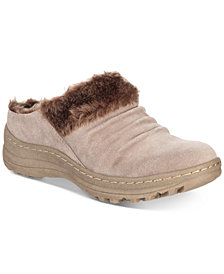 Bare Traps Audrey Cold-Weather Mules