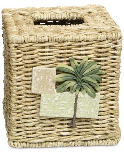 Bacova Citrus Palm Tissue Cover