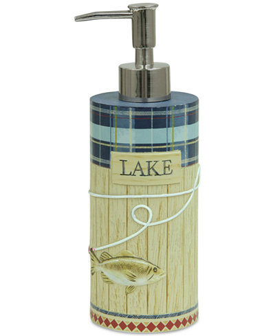 Bacova Live Love Lake Lotion Pump